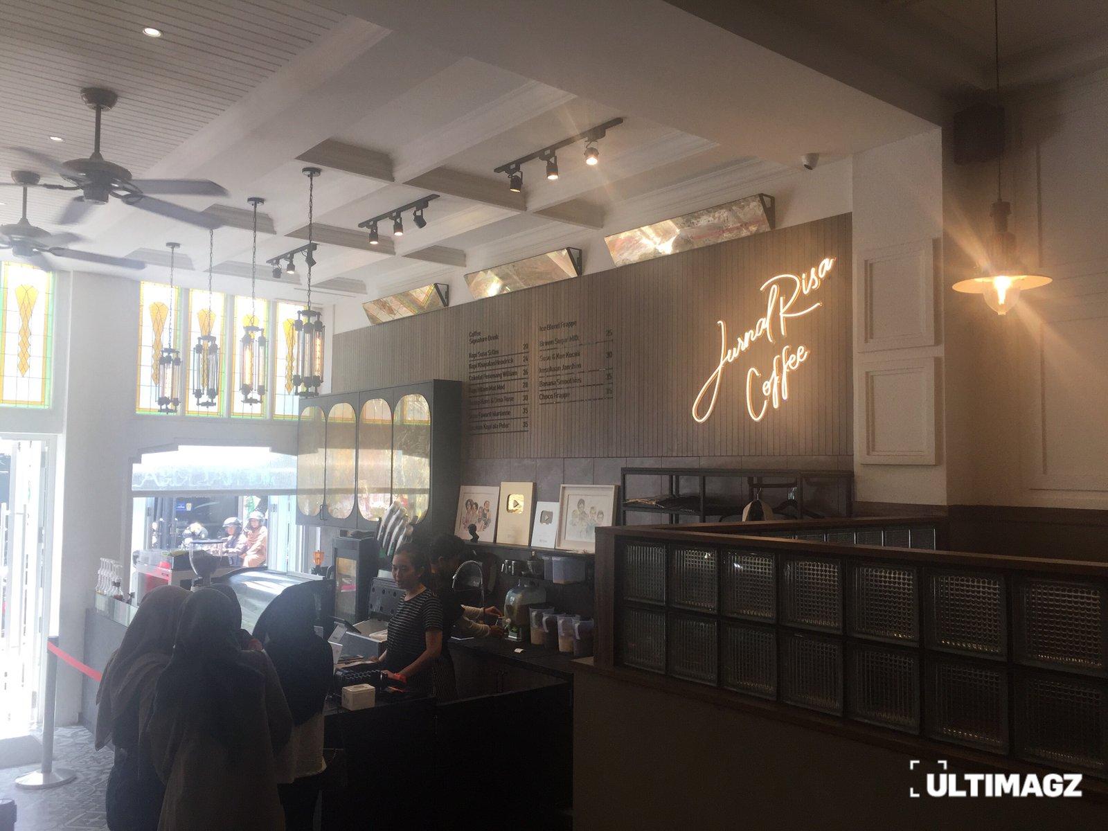 Jurnalrisa Coffee Kafe Anyar Milik Jurnalrisa Ultimagz Com