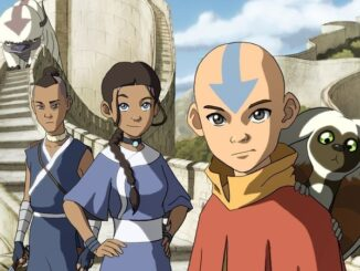 """Poster """"Avatar: The Last Airbender"""""""