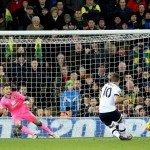 Hajar Norwich 3-0, Spurs Gusur Arsenal dari Posisi Tiga