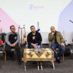 Cre.Act.Ive Perlihatkan Perubahan Industri Musik di Indonesia