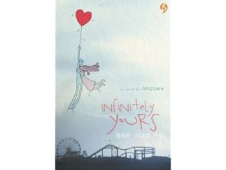 Cover buku Infinitely Yours (Foto: goodreads.com)