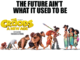 "Poster ""The Croods: A New Age"" (Ultimagz)"