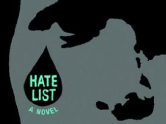 "Sampul buku ""Hate List"" oleh Jennifer Brown. (Foto: bookfrom.net)"