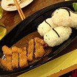 Nasi Katsu Lucu Bentuk Panda di Ozumo